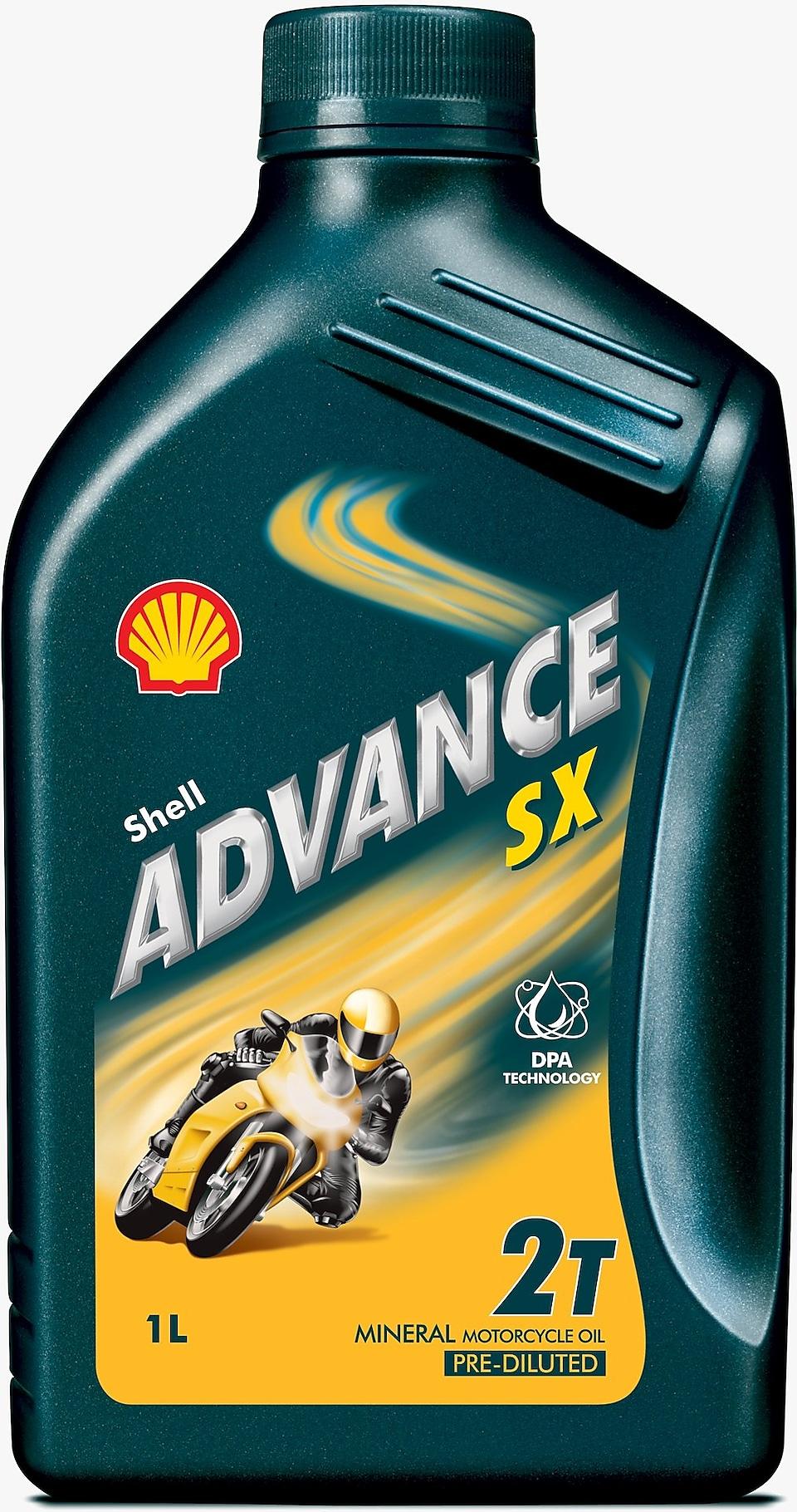 Packshot de Shell Advance SX 2
