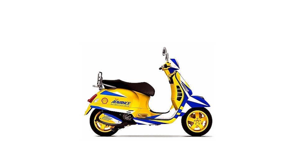 Huiles pour scooter 4 temps Shell Advance
